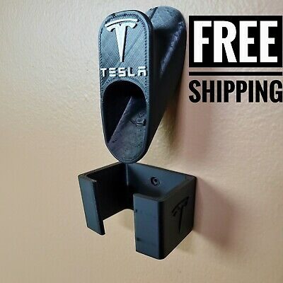TESLA GEN II Signature Black Wall Connector 80A 24FT Cable - $599 00