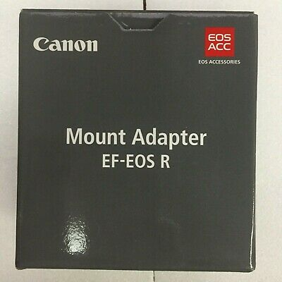 Genuine Canon Mount Adapter EF-EOS R