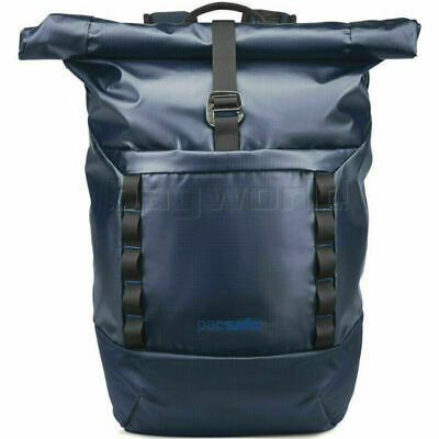 Pacsafe Dry Lite Anti-Theft Water-Resistant 30L 15.6 Laptop Backpack Lakeside Bl