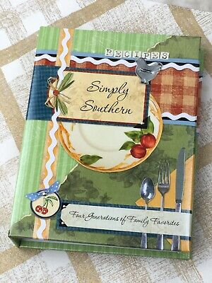 Simply Southern McGie Family Cookbook  New Release!