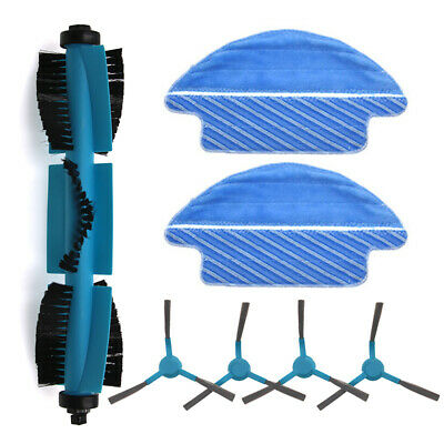 Roller Brush Side Brushes Kit For Cecotec Conga 3090 Vacuum Cleaner Accessory