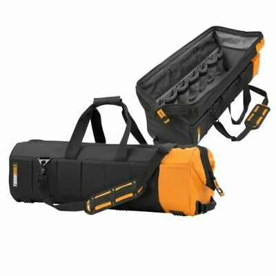 """Toughbuilt MASSIVE MOUTH Heavy Duty Tool Tote Bag Storage Case In , 20"""", 30"""""""
