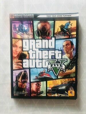 GTA V Grand Theft Auto 5 - Guide Officiel FR / PS3 PS4 Xbox 360 One