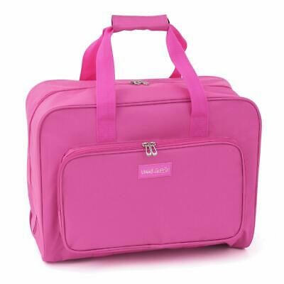 HobbyGift Sewing Machine Bag -Pink - Storage Crafts