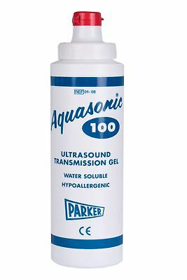 Aquasonic 100 Ultrasound Transmission Gel, 0.25L