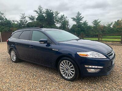 Fully Loaded 2013 Ford Mondeo Diesel Estate * Zetec Business * 1 Owner * £20 Tax