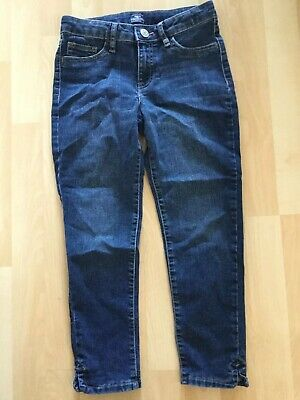 Girls Aged 10 - 11 Years Blue Skim Jeans From Gap Kids