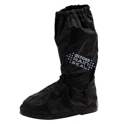 Oxford XXL RainSeal Waterproof OverBoots Free Shipping Wet Touring not Goretex