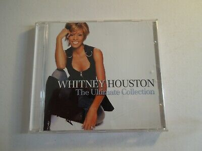Whitney Houston : The Ultimate Collection CD 2007:  Free Fast & Secure P&P