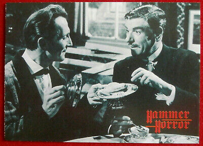 HAMMER HORROR - Series Two - Card 90 - A Retrospection - Cornerstone 1996