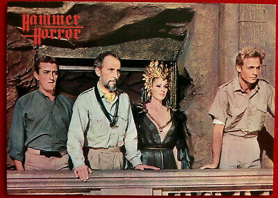 HAMMER HORROR - Series Two - Card 95 - The Lost City of Kuma - Cornerstone 1996