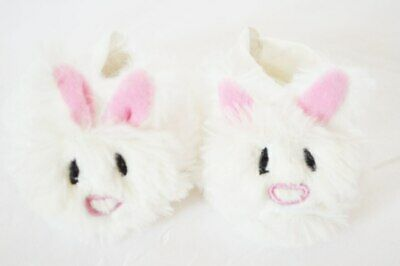 Fluffy Bunny Slippers 4 American Girl Dolls 18 Inch Doll Clothes