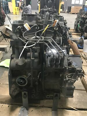 BRAND NEW SHIBAURA N844T engine for Case SR160, SR175, SV185