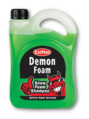 CarPlan Demon CDW201 Snow Foam Car Shampoo 2 Litre Refill