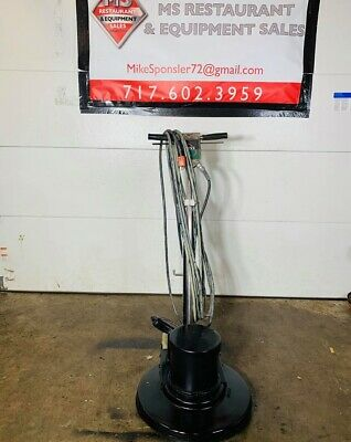NSS Galaxy Floor Machine, Scrubber Fully Refurbished, Tested & Working!!
