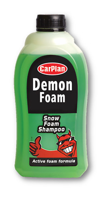 CarPlan Demon CDW101  Snow Foam Car Shampoo 1 Litre Refill