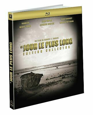 Blu Ray : Le jour le plus long - Ed Digibook - NEUF