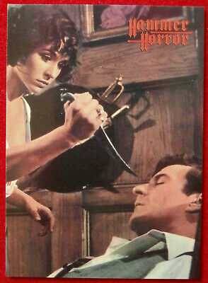 HAMMER HORROR - Series 2 - Card #103 - The Devil Rides Out - Cornerstone 1996