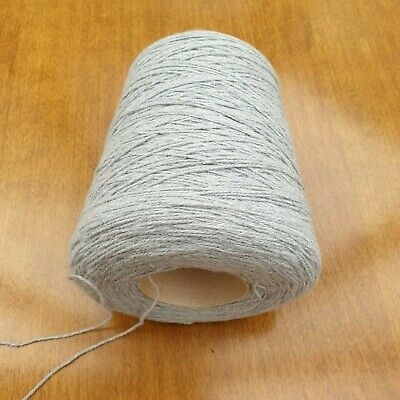 YARN-A-RAMA, Silver Mix 4 Ply Yarn , 470g including cone, Good Quality Acrylic