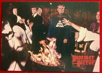 HAMMER HORROR - Series 2 - Card #105 - The Devil Rides Out - Cornerstone 1996