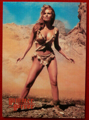 HAMMER HORROR - Series Two - Card 113 - One Million Years BC - Raquel Welch