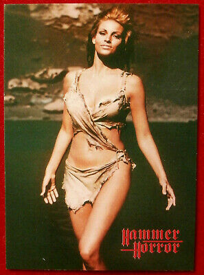 HAMMER HORROR - Series Two - Card 115 - One Million Years BC - Raquel Welch