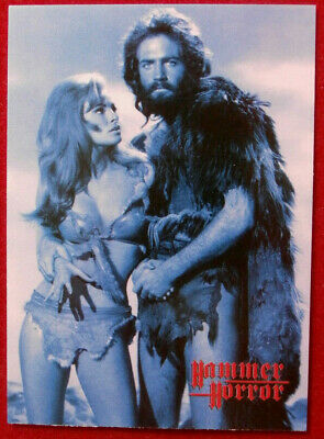 HAMMER HORROR - Series Two - Card 117 - One Million Years BC - Raquel Welch