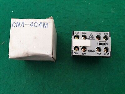 Taian CNA-404M Auxilary Contact Block Front Mounted