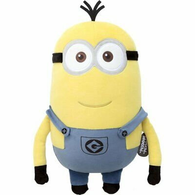 TAKARA TOMY Despicable Me Plush Minion Mocchi Kevin Soft Doll Toy (M Size)