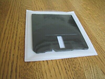 """3.5"""" Diskette Drive Head Cleaning Disk, New, in Self Adhesive Pocket"""