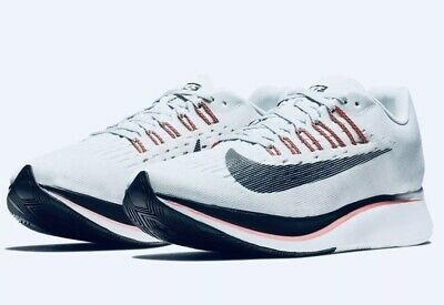 best service 64aea 75833 NIKE ZOOM FLY Running Shoe Men's Size 9 Barely Gray Hot Punch Vapor Pegasus  4%