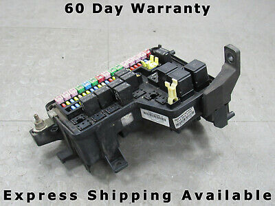 03-05 dodge ram truck ipm integrated power module fuse block box 56051039ad  fp