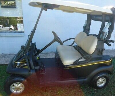 GOLF BUGGY / CART 2015 CLUB CAR PRECEDENT - Excellent Condition - Lots of extras