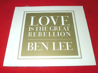 Love Is the Great Rebellion by Ben Lee (CD, Jun-2015)