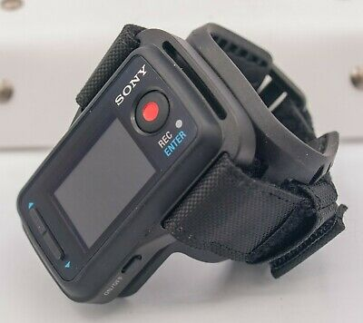 Sony Live View Remote Control HDR-AS30V Action Camera Wrist Unit RM-LVR1
