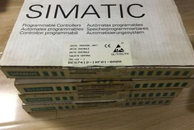 1PC New 6ES7412-1XF01-0AB0 siemens