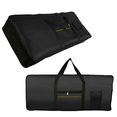 61-Key Electric Keyboard Durable Lightweight High Quality Piano Padded Case Gig