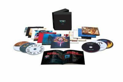 Toto - All In 1978-2018 (13 CD box set inc. new album Old Is New + Live In Tokyo