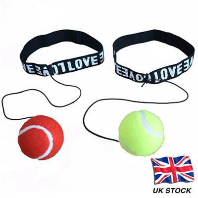 Fight Boxing Ball Equipment With Head Band For Reflex Speed Training Boxing Mait