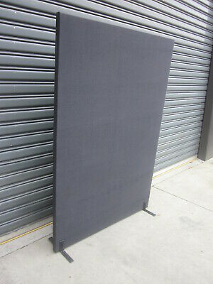 OFFICE PARTITION 1800 x 1200mm, ROOM DIVIDER, FREE STANDING, PINNABLE