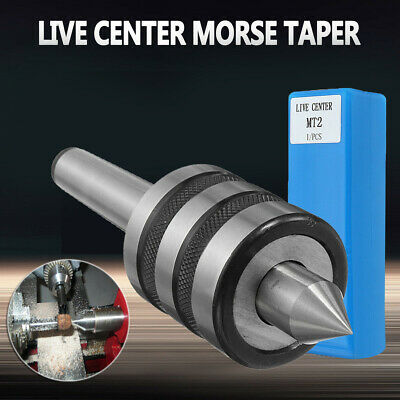Triple bearing MT2 Precision Rigidity Morse Wear resistance Replacement Useful