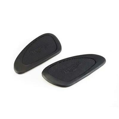Triumph Air Cooled Bonneville Scrambler Thruxton Rubber Knee Pad Kit A9718009