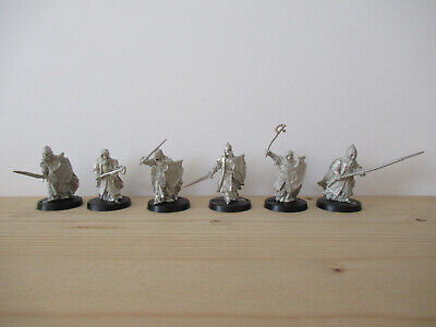 Games Workshop Citadel Lord of the Rings Lotr Warrior of the Dead Metal