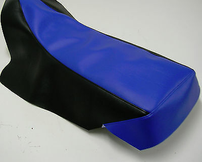 Yamaha  Blaster 200 seat cover blue/black ( other colors)