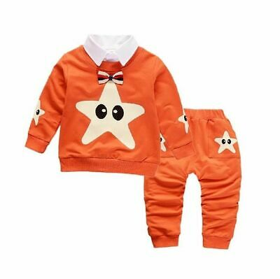 Baby Boys Clothing Set Spring Autumn Fashion Sport Suit Cute Kids Tracksuits New