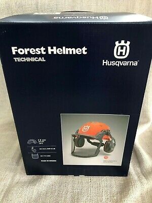 Husqvarna Chainsaw Forest Helmet Technical