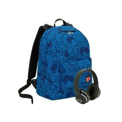 SEVEN The Double project - doubleface backpack Crowdy Bluedeep