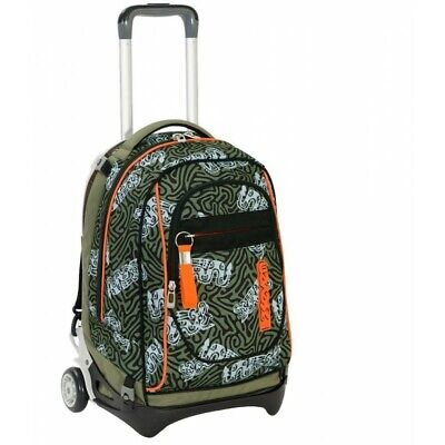 SEVEN Trolley New Jack Totem Camou Green