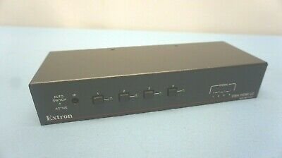 Extron SW4 HDMI LC Switcher    (90C)