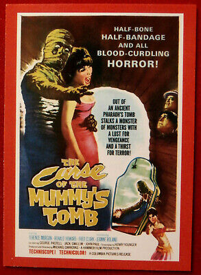 HAMMER HORROR - Series Two - Card 157 - Curse Of The Mummy's Tomb, Jeanne Roland